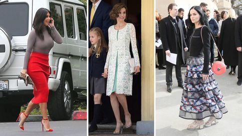 De Kim Kardashian a Letizia Ortiz: guía de estilo para llevar los zapatos 'no shoes'