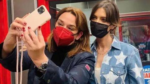 Sara Carbonero y Toñi Moreno hablan de maternidad, apps de citas y Ana Obregón