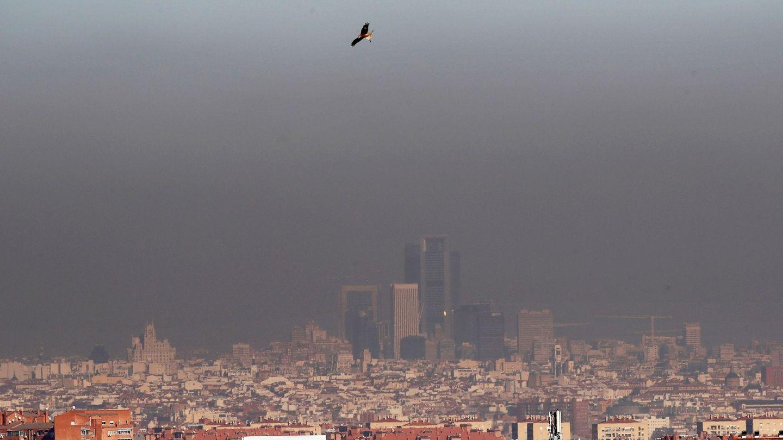 Madrid es una de las ciudades más contaminadas de Europa. (EFE)