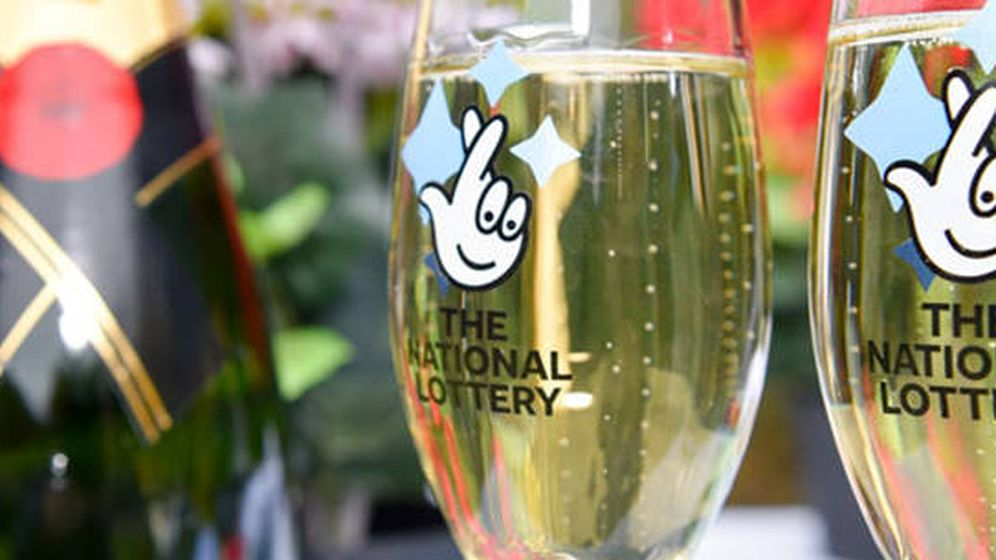 Foto: National Lottery, la lotería nacional en el Reino Unido. Foto: National Lottery