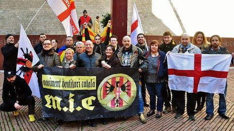 La policía detecta la creación de un grupo 'filonazi' en Cataluña tras el 1-O