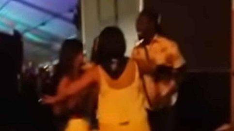 La bronca de Iñaki Williams y su novia: Tú la has cagado, tú la has cagado
