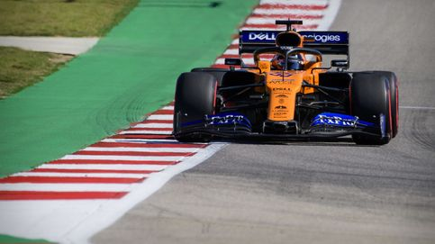 Resultado Libres 2: la dura jornada de Carlos Sainz y McLaren en Estados Unidos