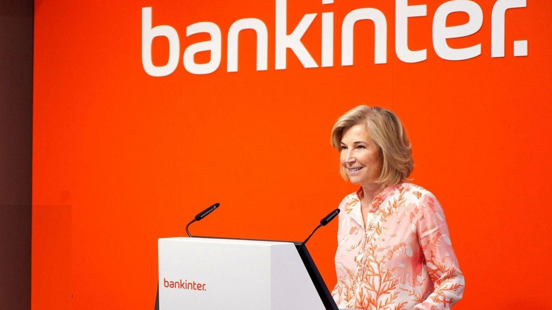 Bankinter retoma su 'pay out' del 50% en el dividendo poscovid de este octubre