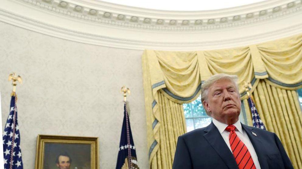 Trump propuso disparar a inmigrantes en las piernas, según 'The New York Times'
