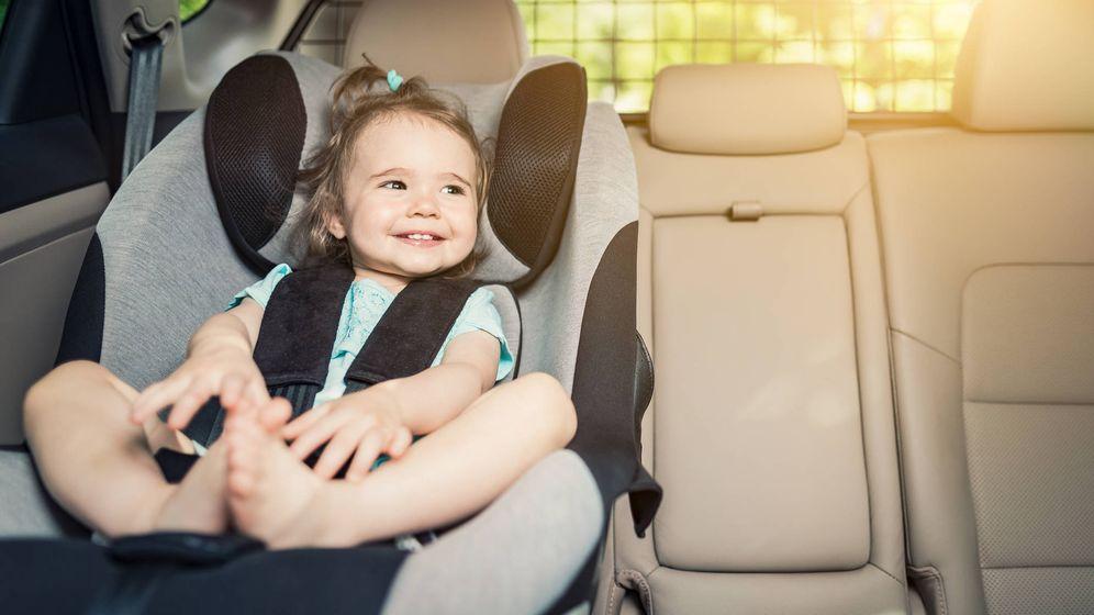 Foto: Un niño puede ser una carga muy pesada durante un viaje. (iStock)