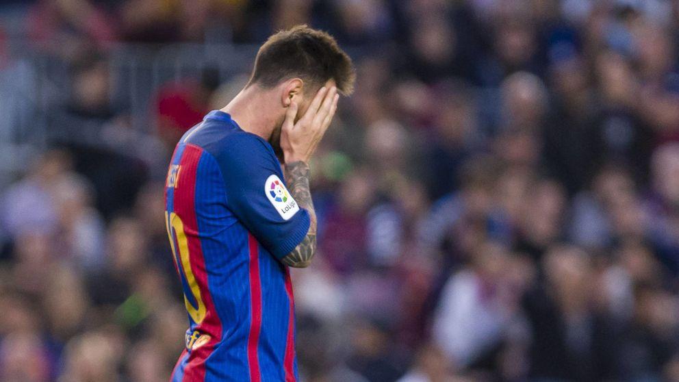 El Supremo confirma la condena de 21 meses a Messi por fraude fiscal