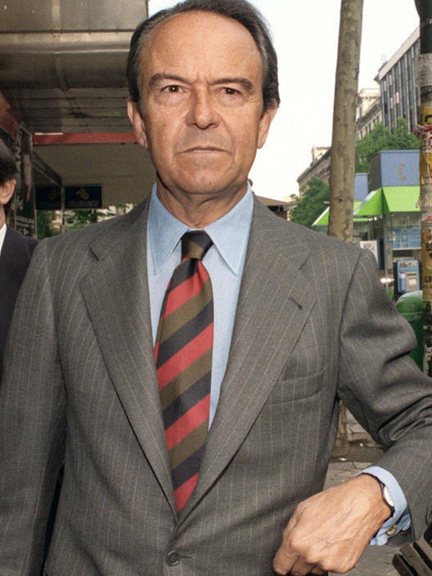 Jaime Botín. (EFE)