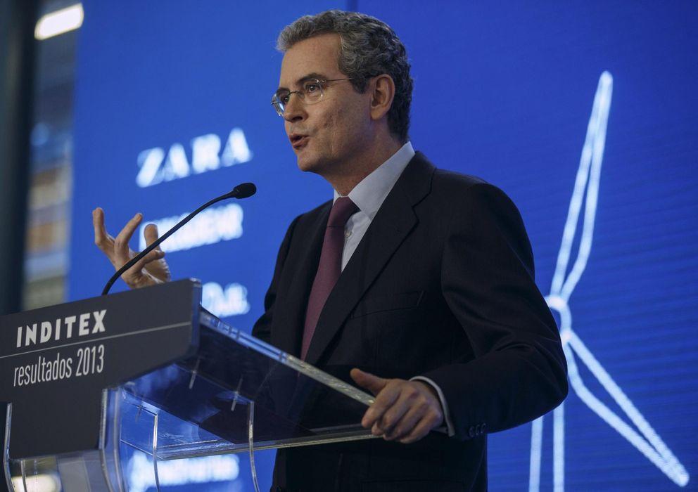 Foto: Pablo Isla, director de Inditex (Reuters)