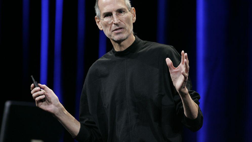 Foto: Steve Jobs. (Reuters)