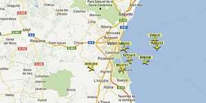 """Los controladores: """"Pensábamos que los aviones de Ryanair se estrellaban"""""""