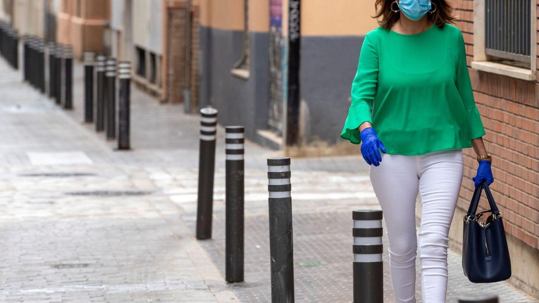 Bailarinas de Susana Díaz. (EFE)