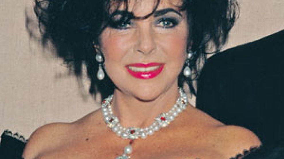 Elizabeth Taylor y la historia de la perla Peregrina