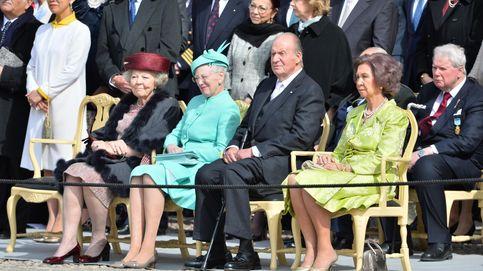 De los Reyes eméritos a la reaparición de Sofía Hellqvist: así fue el desfile en honor de Carlos Gustavo