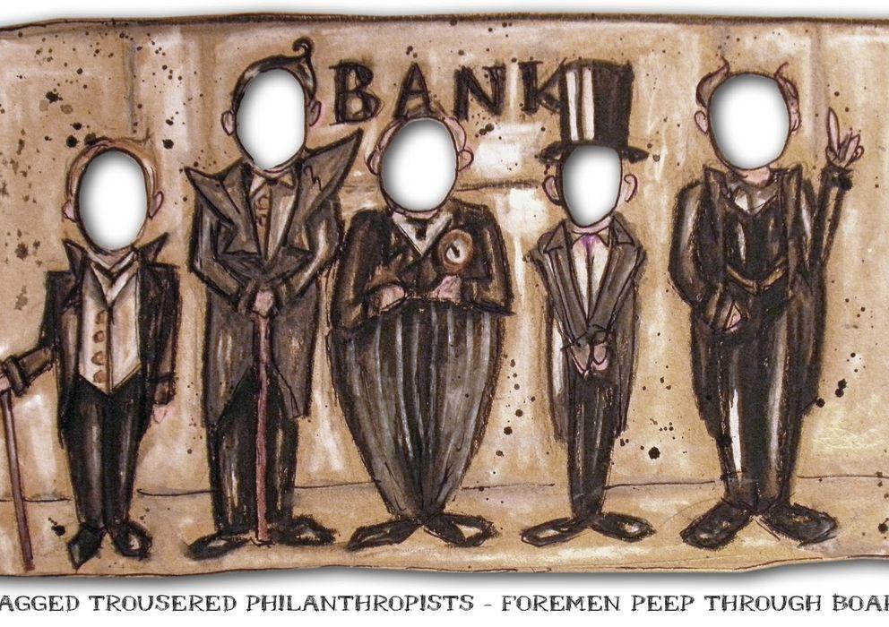 Foto: Ragged Trousered Philanthropists (Sarah Lewis)