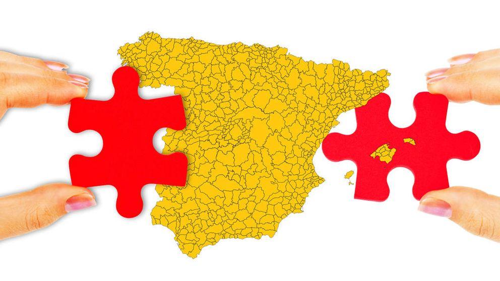 Hacienda fracasa en la fusión de ayuntamientos: hay seis más que en 2013