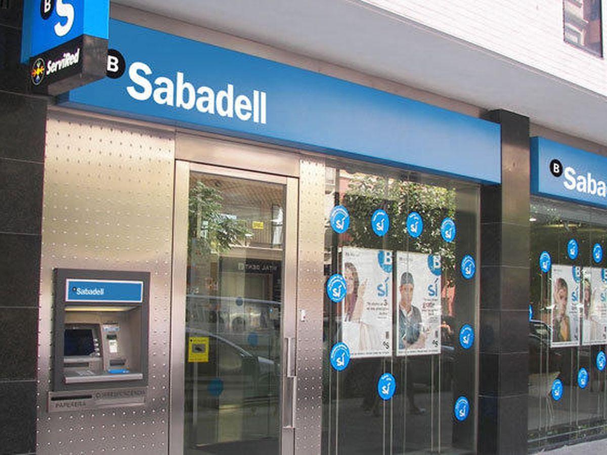 Foto: Oficina de Banco Sabadell.