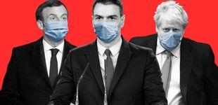 Post de Por qué Sánchez imita mal a Churchill con el coronavirus (contado por Boris)