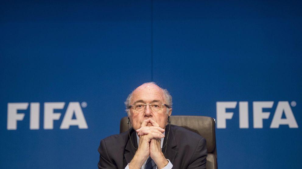 Blatter, sin miedo a las investigaciones de EEUU por la corrupción en la FIFA