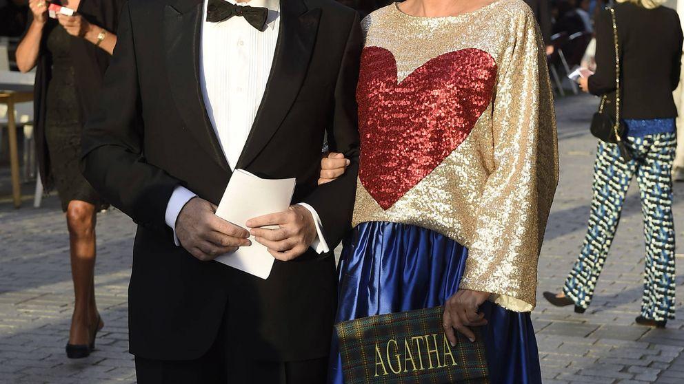 Pedro J. Ramírez y Ágatha Ruiz de la Prada: 30 años de amor en imágenes