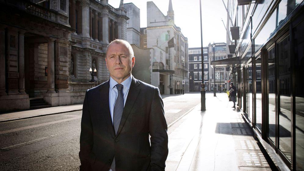 Foto: Nicolai Tangen, nuevo CEO de Norges. (Reuters)