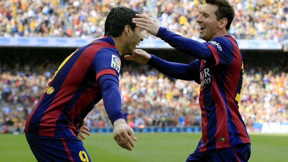 La redonda 'vuelta' de Luis Suárez y el nacimiento de un Leo Messi relajado