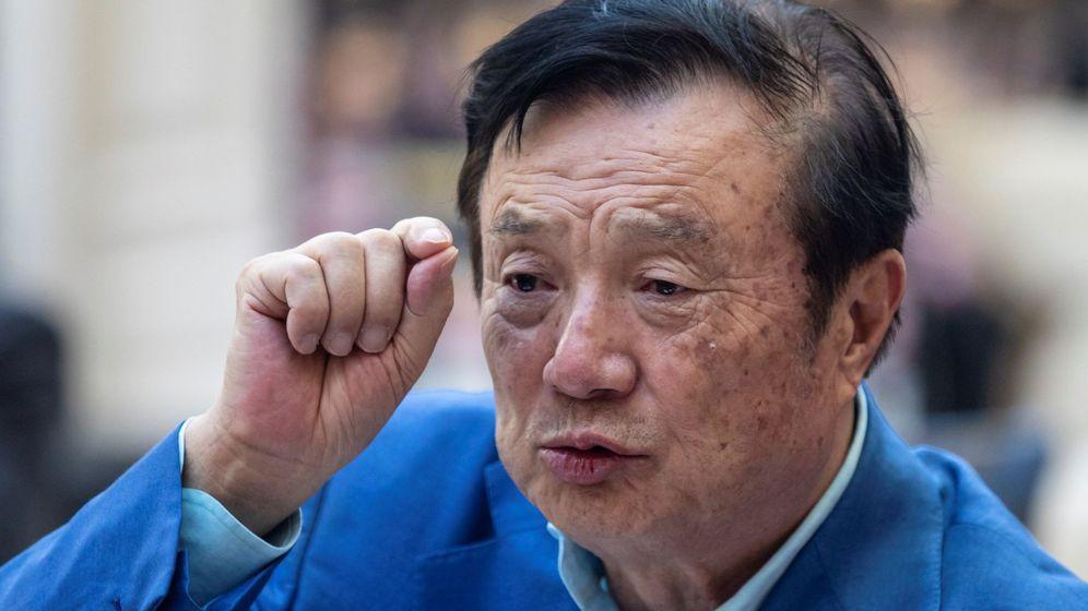 Foto: Ren Zhengfei, fundador y presidente de Huawei. (Reuters)