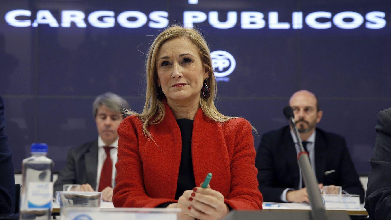 Foto: Cristina Cifuentes, presidenta de la Comunidad de Madrid. (EFE)