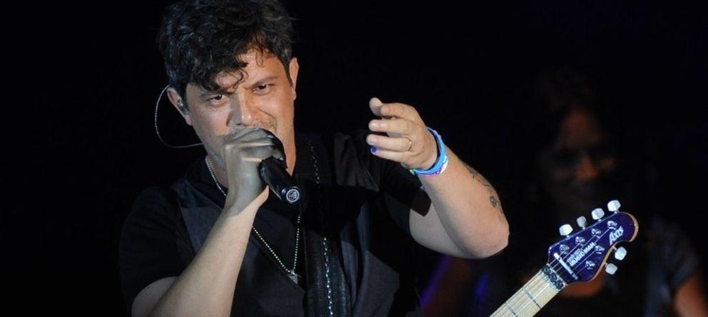 Foto: El cantante Alejandro Sanz clausura el Festival Starlite de Marbella (Gtres)