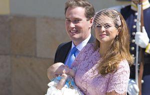 Magdalena de Suecia y Chris O'Neill esperan su segundo hijo