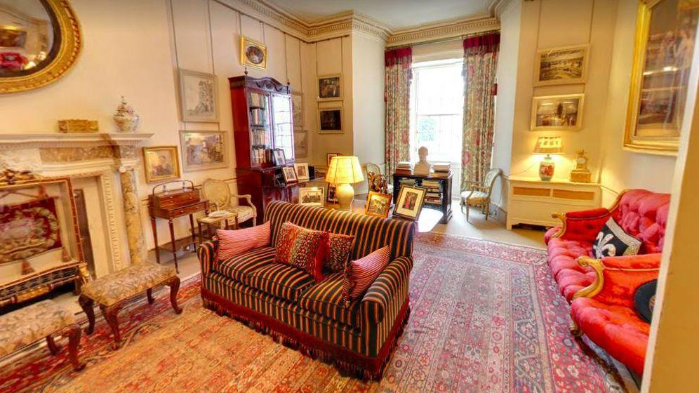 Foto: La sala de estar del príncipe. (Google Arts & Culture)