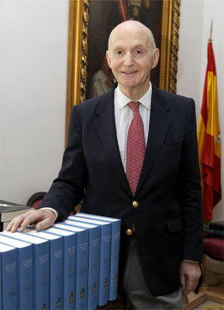 """Foto: Los académicos confirman que el 'Diccionario Biográfico' de los 7 millones """"no tiene arreglo"""""""