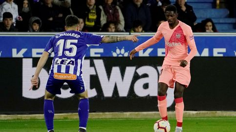 Alavés - FC Barcelona en directo: resumen, goles y resultado