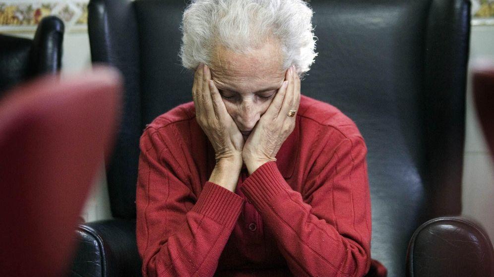 Foto: El alzheimer es una enfermedad neurodegenerativa (EFE)