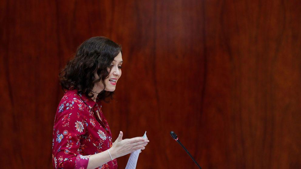 Ayuso anuncia una investigación interna en  Madrid por la situación de las residencias