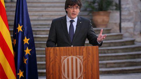 Puigdemont, de Bruselas a Soto del Real