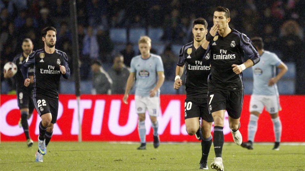 El embrollo del calendario tras el aplazamiento del Celta-Real Madrid