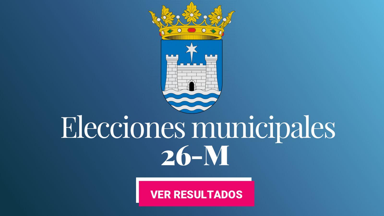 Foto: Elecciones municipales 2019 en Gandia. (C.C./EC)
