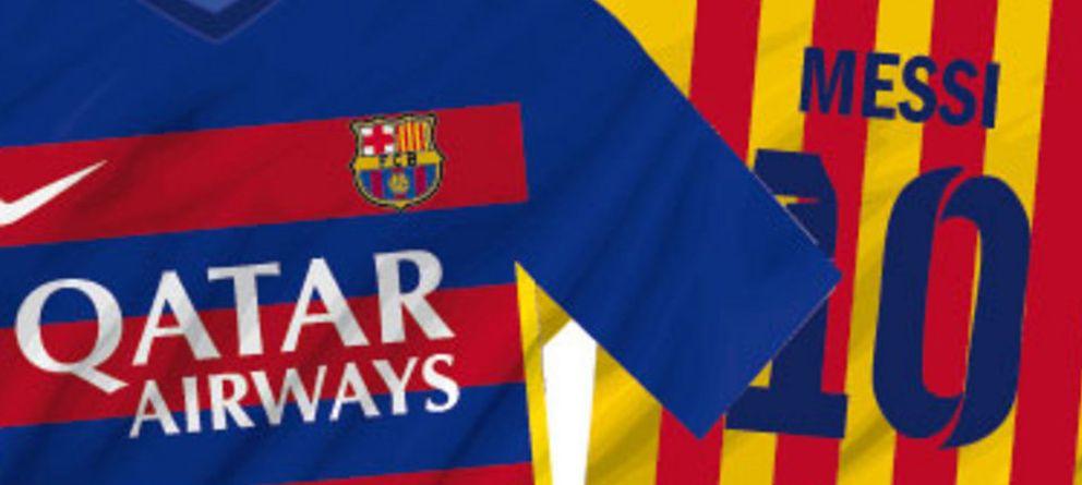 El Barcelona se pasa de la raya con su camiseta  horizontales 115 años  después 465356afde83f
