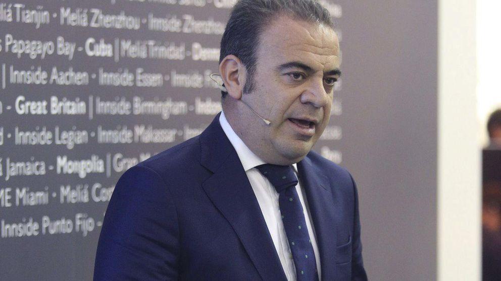 El fundador de Meliá Hoteles cede el testigo a su hijo Gabriel Escarrer Jaume