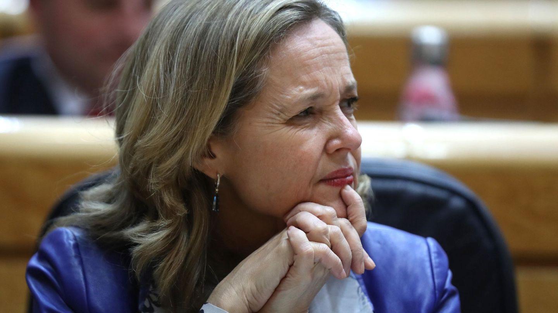 Calviño, vicepresidenta económica del Gobierno. (EFE)