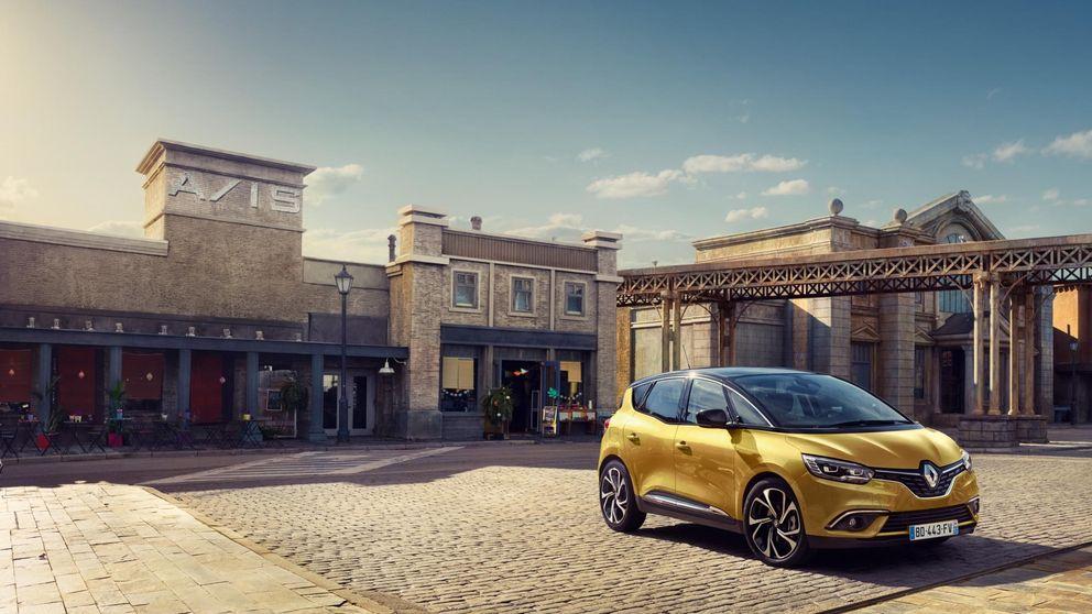 Nuevo Renault Scenic, el futuro del monovolumen: más alto, largo y ancho