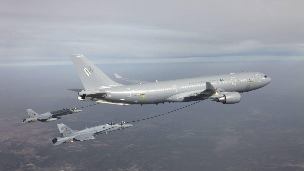 Airbus pujará con el tanquero que produce en Getafe por 200 aviones en EEUU