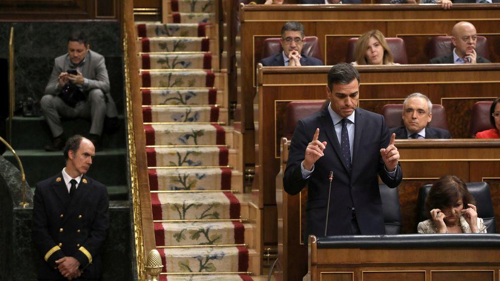 Sánchez y Casado se saltan las andaluzas para enzarzarse por el fiasco en el CGPJ