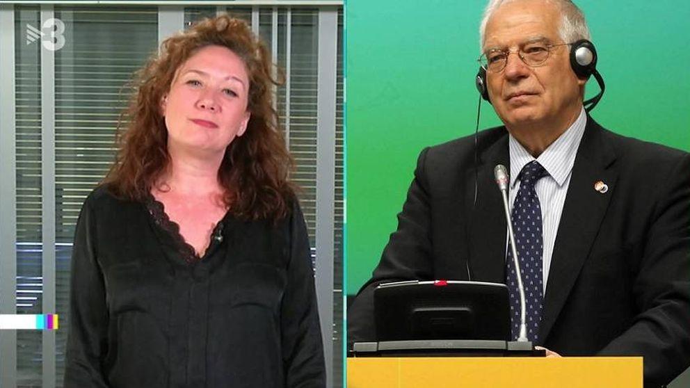 TV3 y la televisión vasca cargan contra Borrell con la colaboración de Fallarás