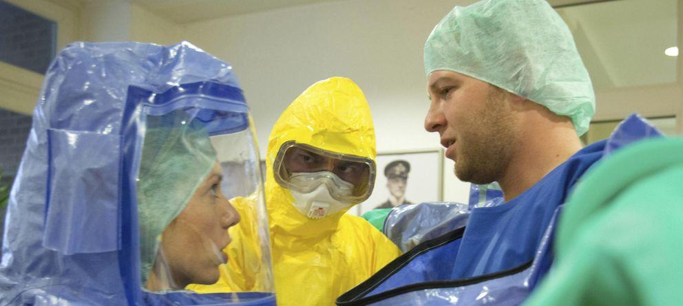 Foto: Ébola y el Cisne Negro