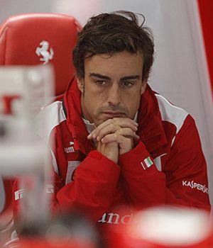 A Alonso, un ser humano 'hecho a ordenador', no se le puede escapar el título esta vez
