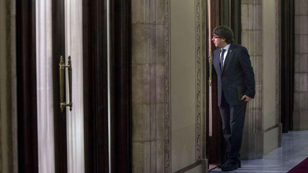 Puigdemont inicia el último tramo del 'procés' con una campaña internacional