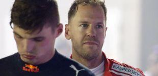 Post de La lucha oculta de Verstappen con su Red Bull para sacar los colores a Ferrari