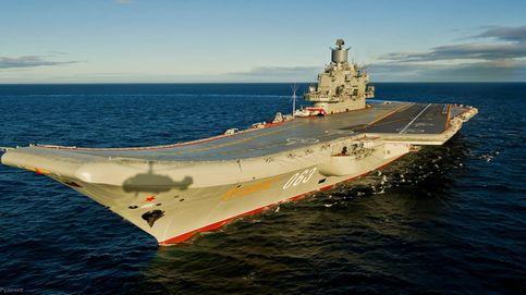 La OTAN expresa inquietud por la flota rusa que se dirige hacia Siria
